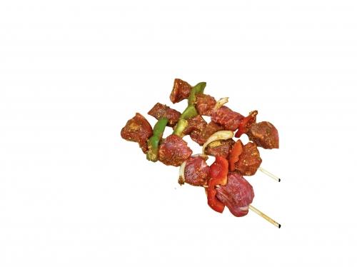 Beef Kebabs w vegetables2