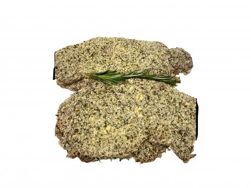 Beef Schnitzel   Crumbed (varieties)1
