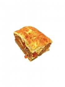 Homemade Beef Lasagna