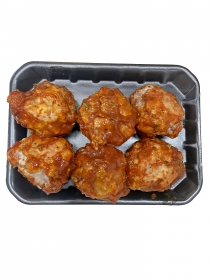 Pork Fennel Meatballs in Italiano Sauce1